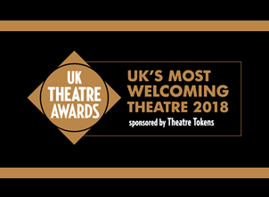 Vote for UK's most Welcoming Theatre